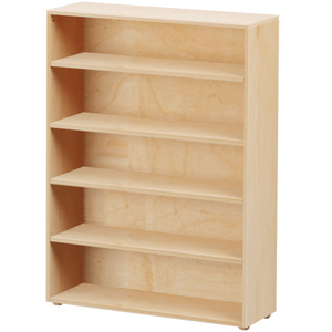 Maxtrix 5-Shelf Bookcase