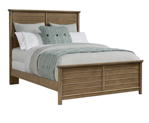 Stone & Leigh Driftwood Park Panel Bed Queen