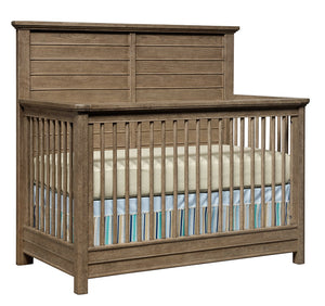 Stone & Leigh Built To Grow Convertible Crib Driftwood Park