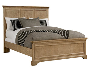 Stone & Leigh Panel Bed Queen Chelsea Square