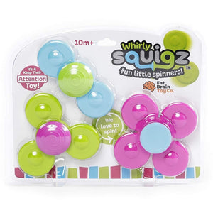 Fat Brain Toys New Whirly Squigz