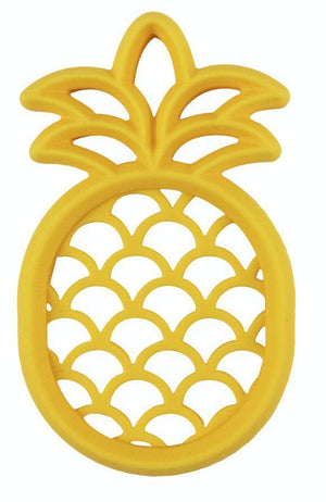 Itzy Ritzy Silicone Teether Pineapple