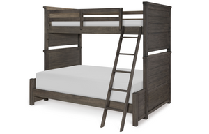 LC Kids Bunkhouse TWIN OVER FULL BUNK BED