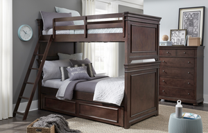 LC Kids Canterbury Twin Over Twin Bunk