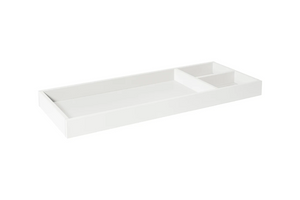 Franklin & Ben Beckett Universal Wide Removable Changing Tray Warm White