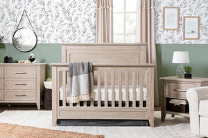 Franklin & Ben Beckett 4-in-1 Convertible Crib Sandbar