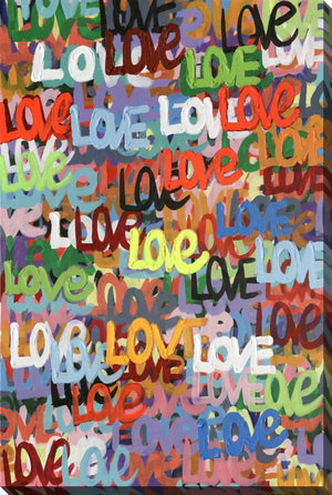 "Lu Art ""Compound Love"""