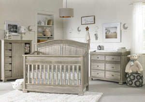 Dolce Babi Full Panel Conv Crib