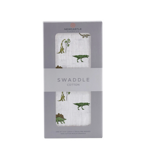 Newcastle Classics Swaddle Dino Days