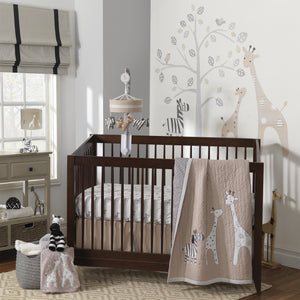 Lambs & Ivy Elias 3 Piece Crib Bedding Set