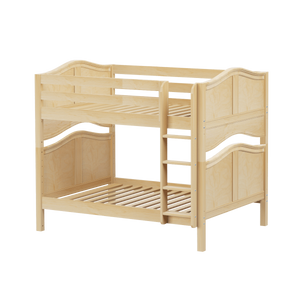 Maxtrix Full Curved Bunk Bed