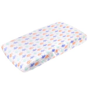 Copper Pearl Premium Diaper Changing Pad Cover - Max