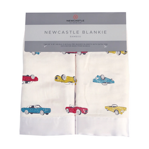 Newcastle Classics Blankie Muscle Cars