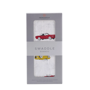 Newcastle Classics Swaddle Muscle Cars