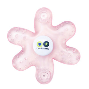 Nookums Paci-Pacifier Chillies Pink Teether