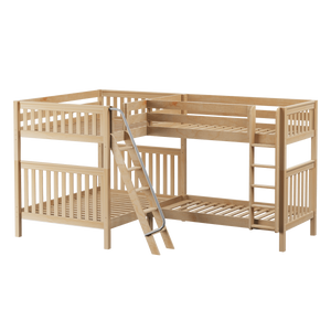 Maxtrix Full High Corner Bunk Bed