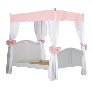 Maxtrix Full Poster Bed with Canopy