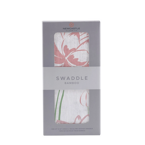 Newcastle Classics Swaddle Water Lilly