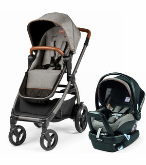 Agio Z4 Stroller Travel System in Agio Grey