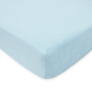 Brixy Heavenly Soft Chenille Crib Sheet