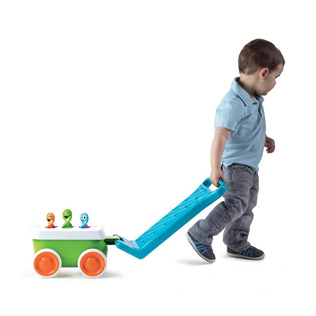 Fat Brain Toys Twissbits Wagon