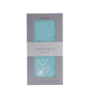 Newcastle Classics Swaddle Dandelion Seeds