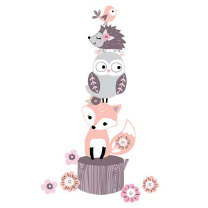 Lambs & Ivy Friendship Tree Wall Decals