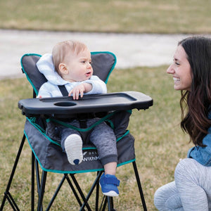 Baby Delight Go with Me Uplift-Portable High Chair