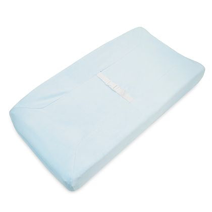 Brixy Heavenly Soft Chenille Changing Pad Cover