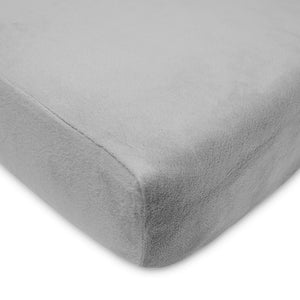 Brixy Heavenly Soft Chenille Cradle Sheet