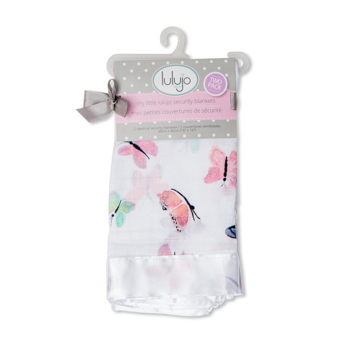 Mary Meyer Lulujo Muslin Security Blanket