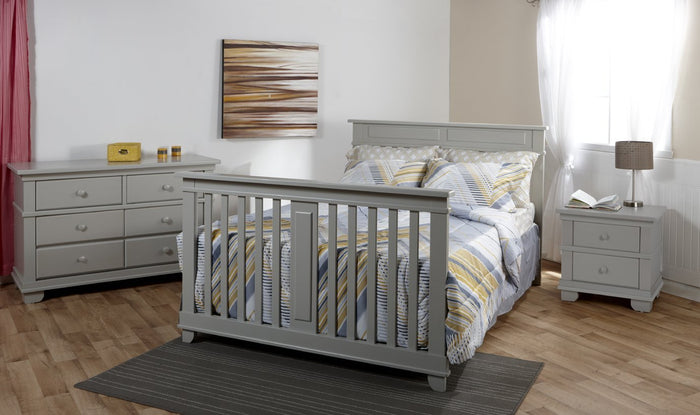 Pali Torino Full-Size Bed Rails
