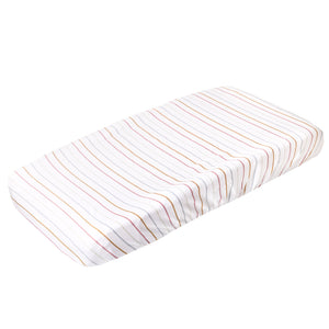 Copper Pearl Premium Diaper Changing Pad Cover - Piper