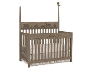 ED by Ellen DeGeneres Forest Animals Converible crib