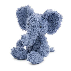 Jellycat Squiggles Elephant
