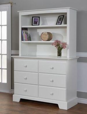 Pali Diamante Bookcase Hutch