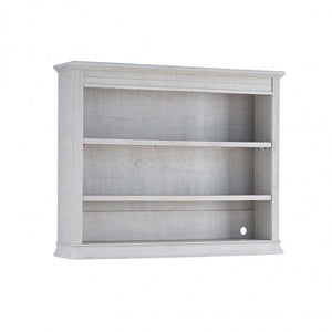 ED Ellen DeGeneres Westlake RTA Hutch/Bookcase in Coastal White