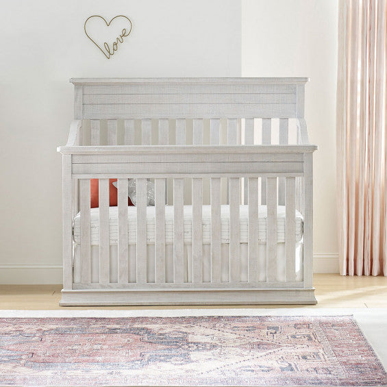 ED Ellen DeGeneres Westlake Convertible Crib in Coastal White