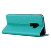Anti-Radiation RFID Samsung Wallet Case (Teal, Samsung Galaxy S9+)