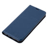 Anti-Radiation RFID Samsung Wallet Case (Navy Blue, Samsung Galaxy S8)