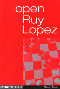 Open Ruy Lopez front cover