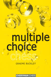Multiple Choice Chess front cover