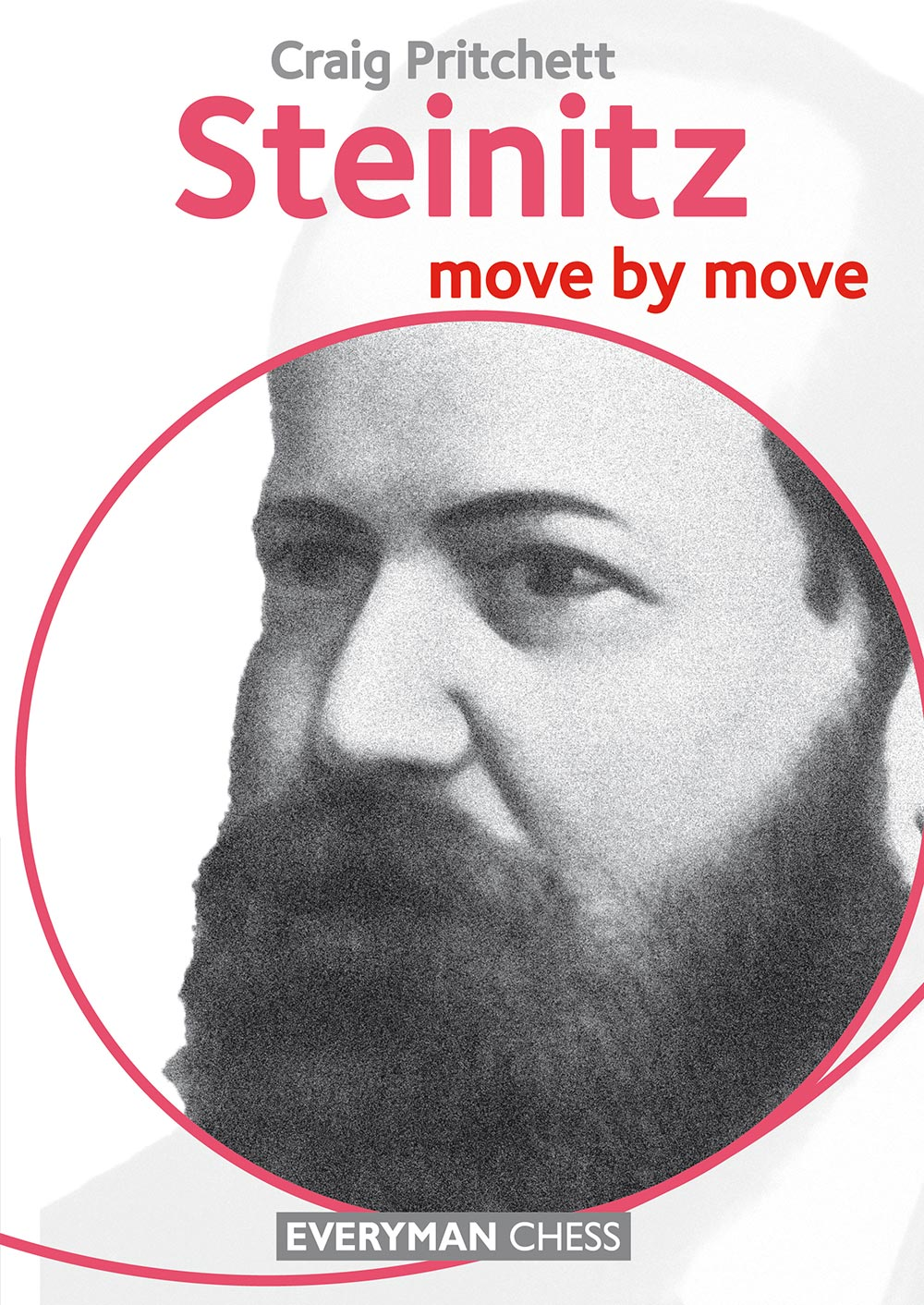 Steinitz Move by Move front cover