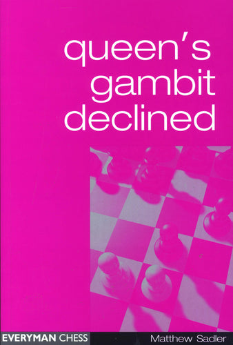 Queen's Gambit Declined front cover
