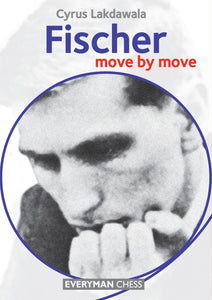 Fischer: Move by Move front cover