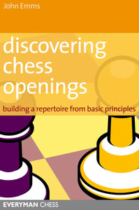 Discovering Chess Openings front cover