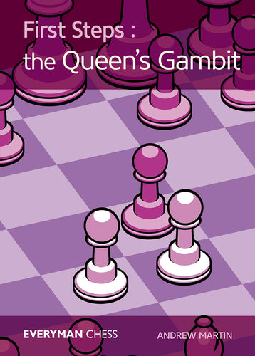 First Steps: The Queen's Gambit front cover