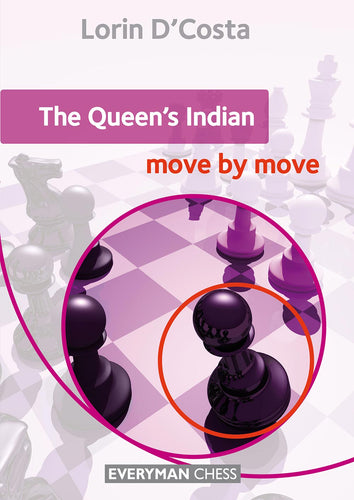 The Queen's Indian Move by Move front cover