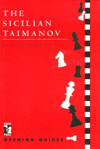 The Sicilian Taimanov front cover