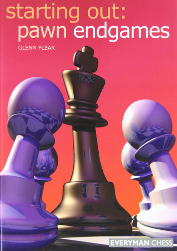 Starting Out Pawn Endgames front cover